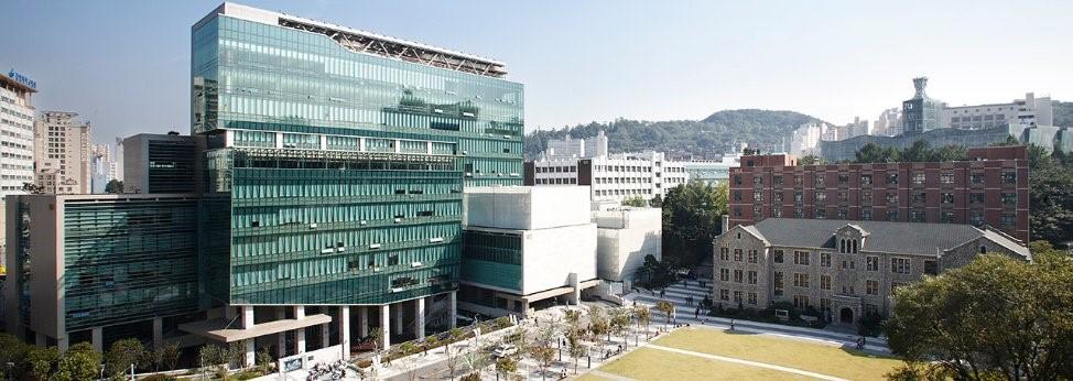 Khuôn viên đại học Chung-Ang